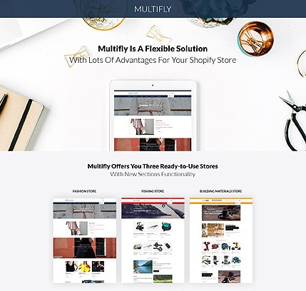 boutique web templates