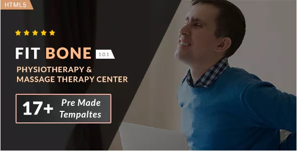 physiotherapy web templates